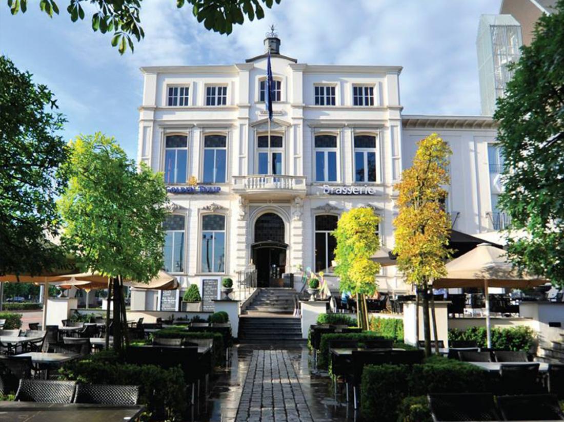 Golden Tulip West Ende Brabant Weekendjeweg Hotel Aanzicht aanbieding