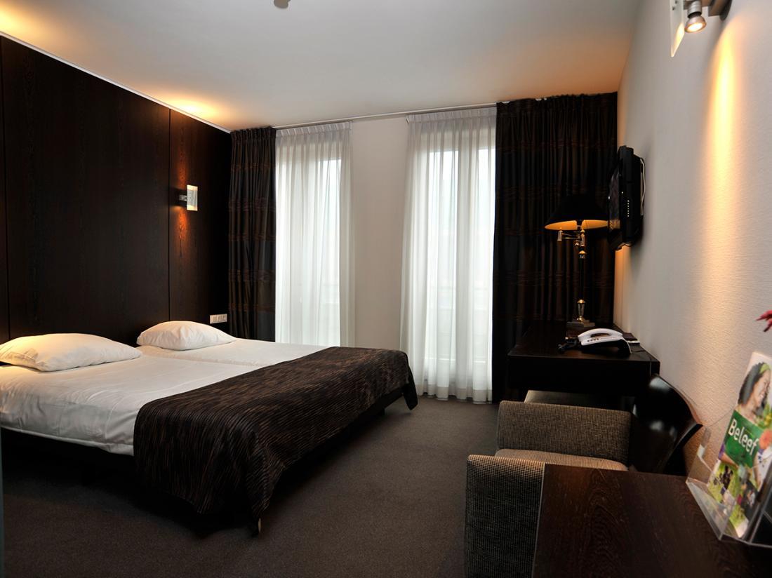 Golden Tulip West Ende Brabant Weekendjeweg Hotel Deluxe Kamer