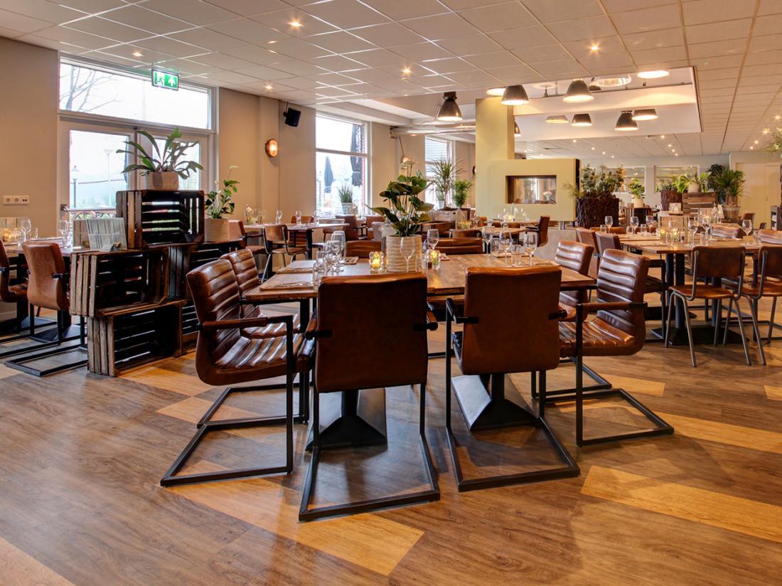 Hotel Teugel Resort Uden Restaurant