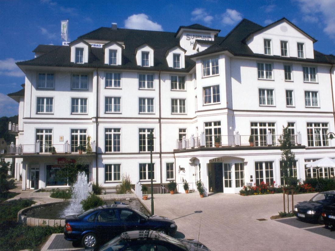Hotelarrangement Sundern Exterieur