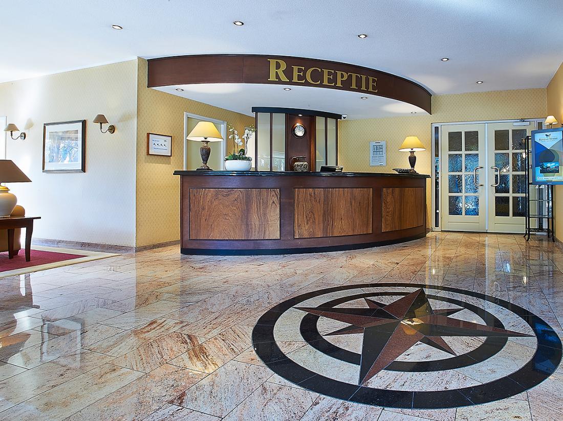 Hotel deRuygheVenne Westerbork Receptie