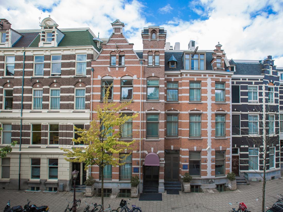 Hotel de Roemer Amsterdam Hotelovernachting Vooraanzicht