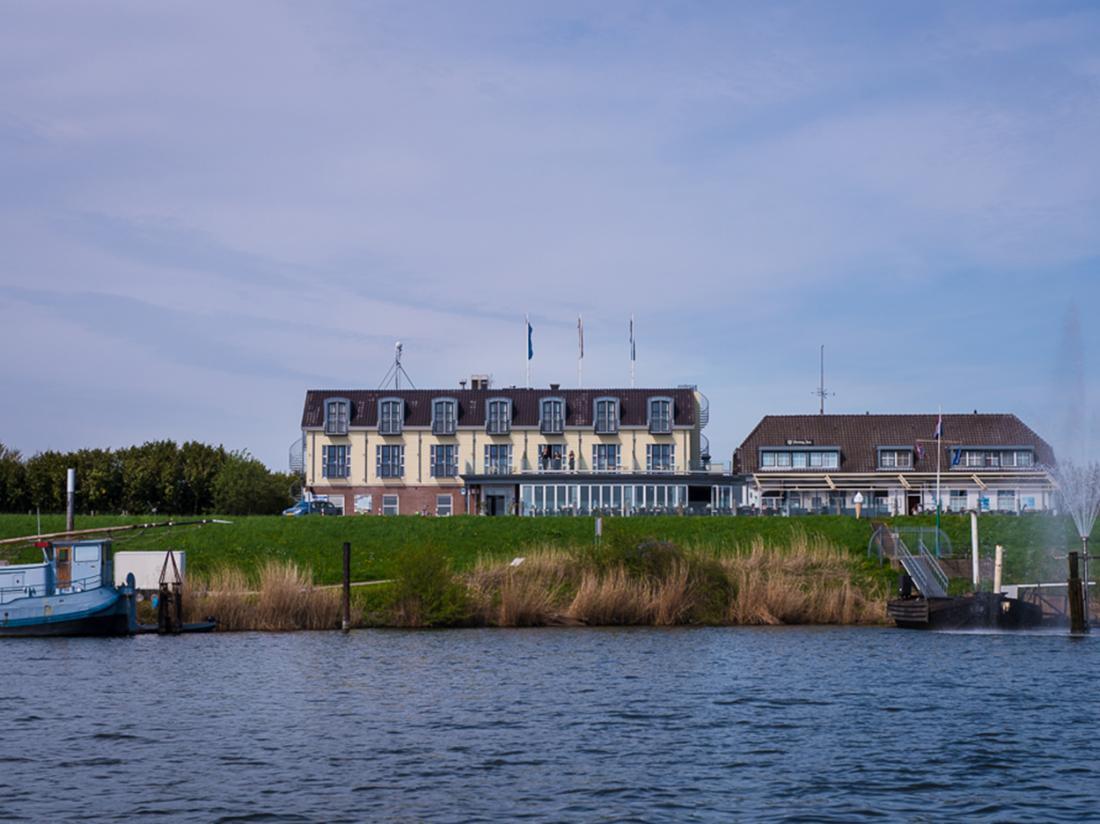 Hotel Restaurant Hoogeerd Gelderland Achteraanzicht