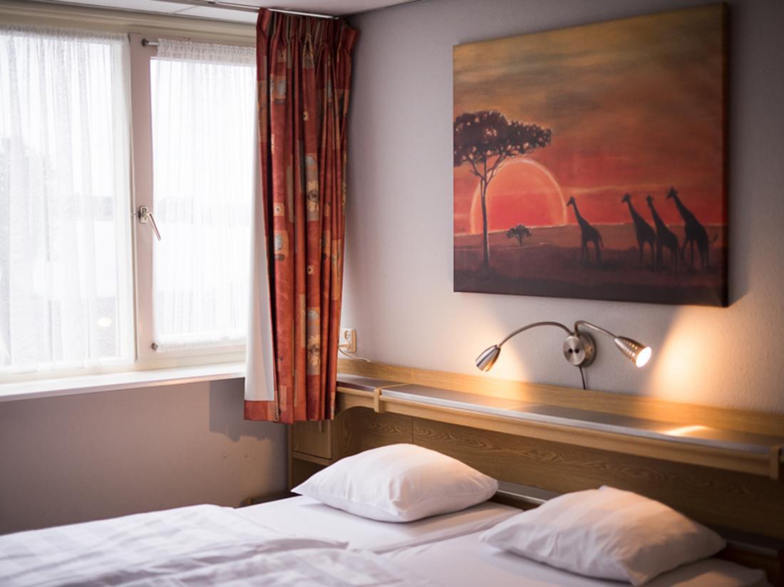 Hotel Restaurant Hoogeerd Gelderland Hotelkamer