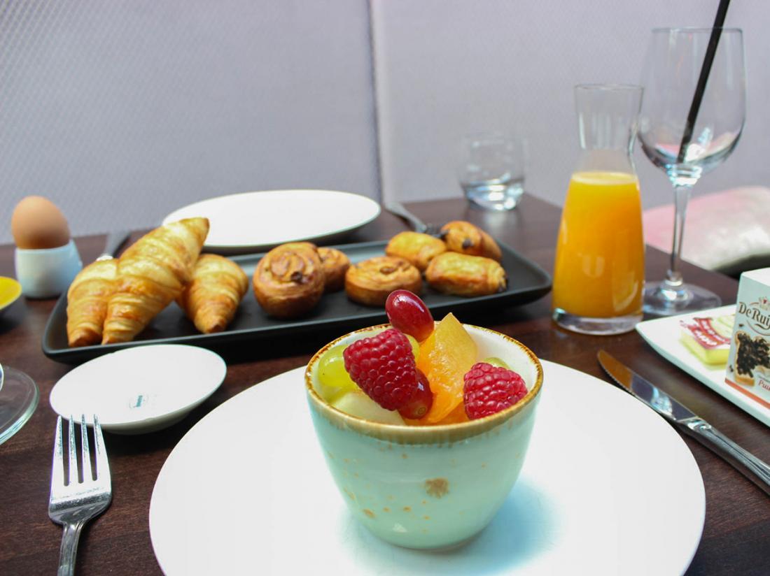 Hotel Oosterhout Brabant Ontbijt